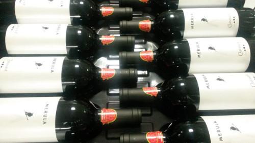 Conservare le bottiglie